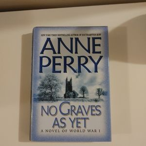 5/$6🖤No Graves As Yet..... By  Anne Perry
